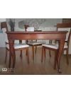 Masa din lemn de nuc