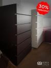 Comoda 6 sertare mahon
