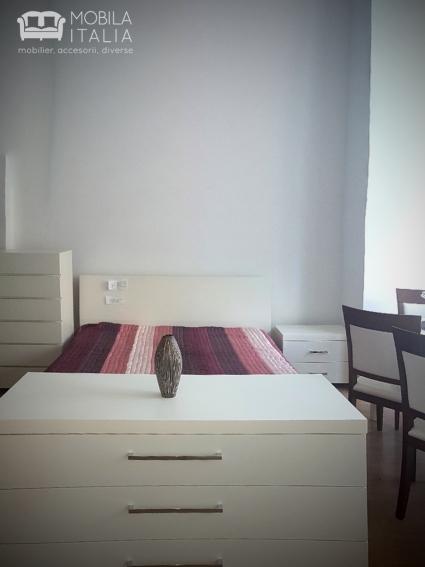 Dormitor alb Quadras