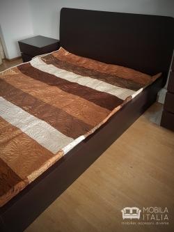 Dormitor wenge pal melaminat