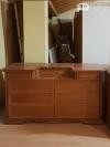 Dormitor Rimini din lemn de nuc