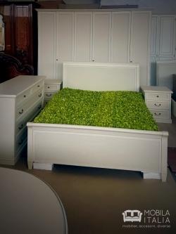Dormitor alb modern