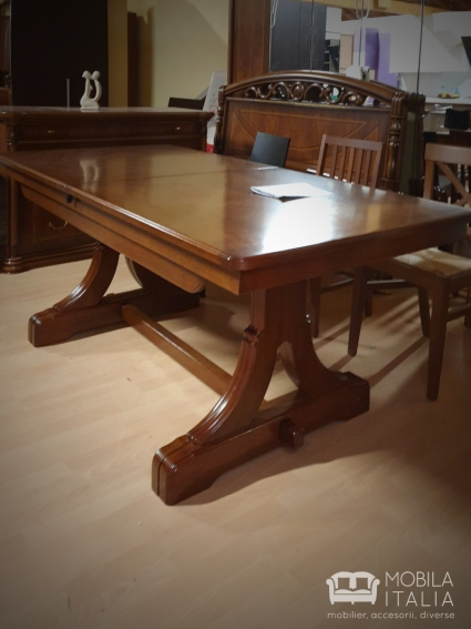 Masa extensibila din lemn